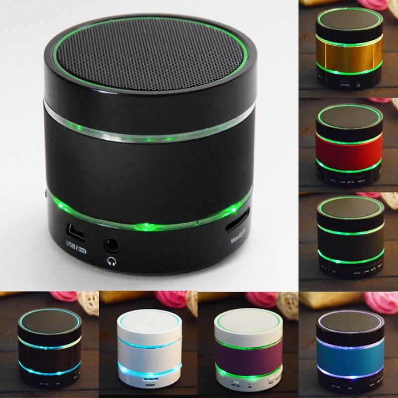 迷你無線藍牙HIFI 立體聲音響支援iPhone Samsung
