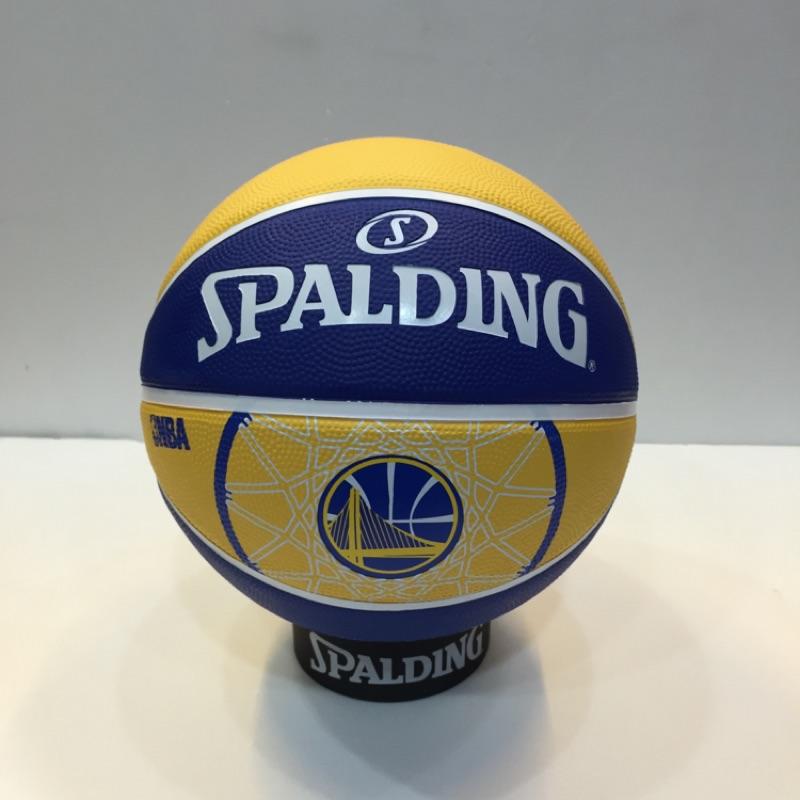 NBA SPALDING 球隊Logo 籃球