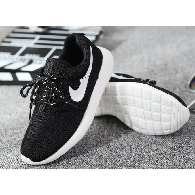 價 黑軟底透氣 情侶鞋網布輕便跑步鞋