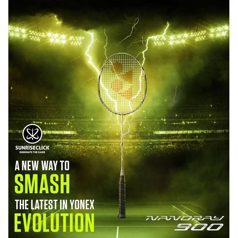 天天體育2014 YONEX NANORAY 900 NR 900 羽球拍~世界男雙冠軍阿