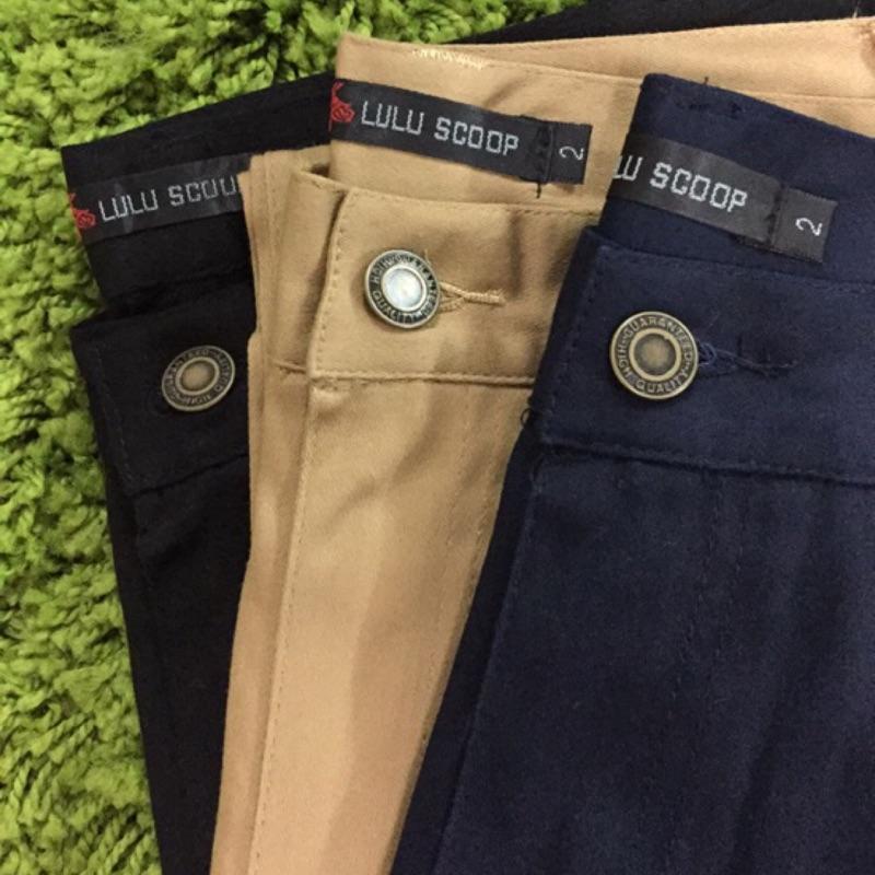 非常顯瘦褲型佳質料100 棉彈性佳