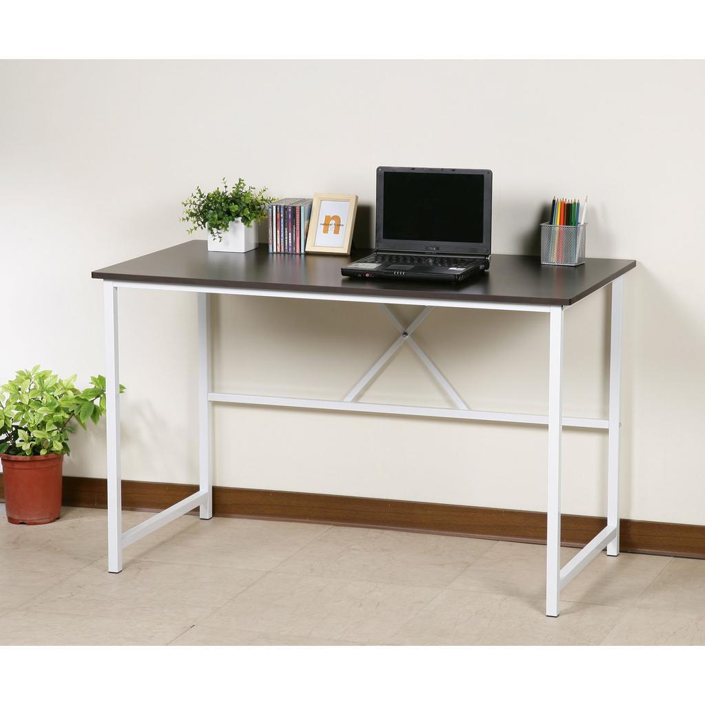 ~DE017 ~簡約平面式書桌電腦桌工作桌可加購玻璃