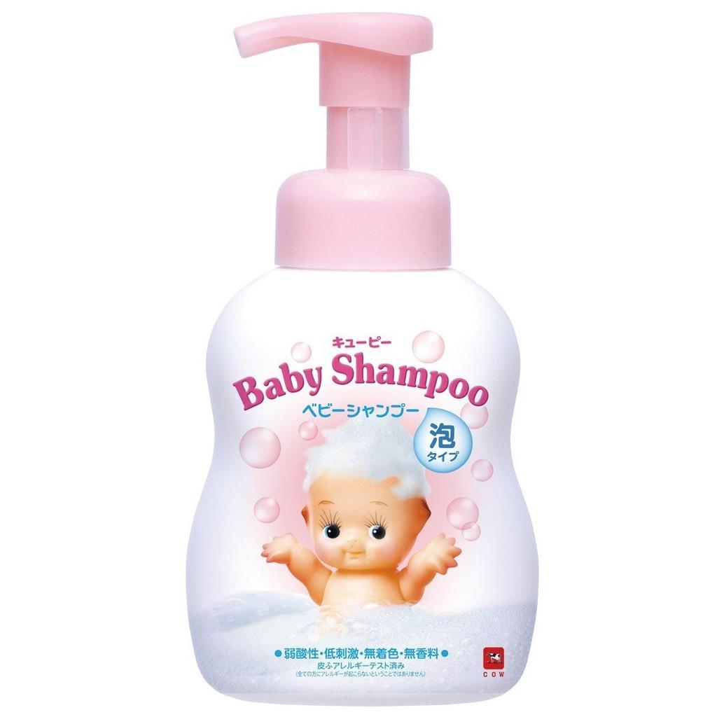 ~東洋果子店~X040 牛乳石鹼Q 比嬰兒洗髮精350ml .  .49015259447