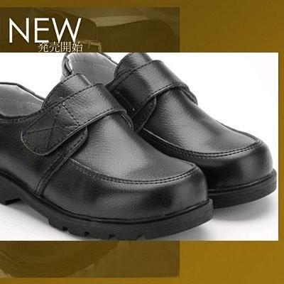 米米世界~ ~HBS6180 合唱團皮鞋兒童西裝黑色皮鞋白色皮鞋男童黑皮鞋男女花童禮服鞋學