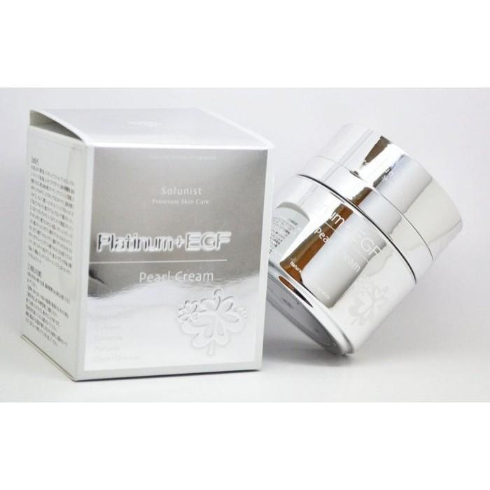 小鳳仙 光伸白金EGF 深層活化珍珠霜Platinum EGF Pearl Cream