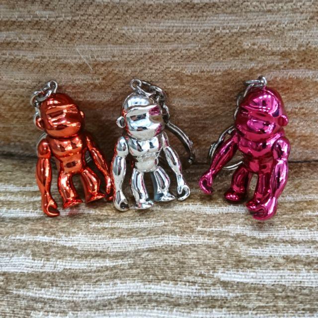 正貨比利時kipling 公仔 金剛猴子鑰匙圈吊飾
