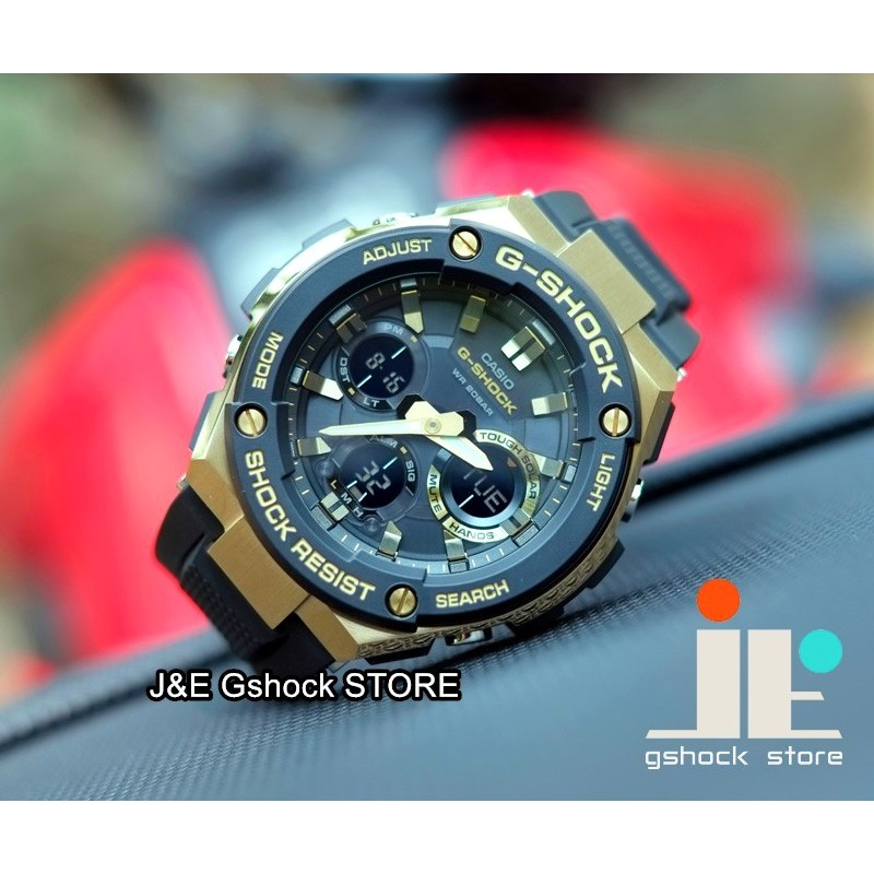 ~J E Gshock ~㊣CASIO 卡西歐㊣G SHOCK G STEEL 系列GST