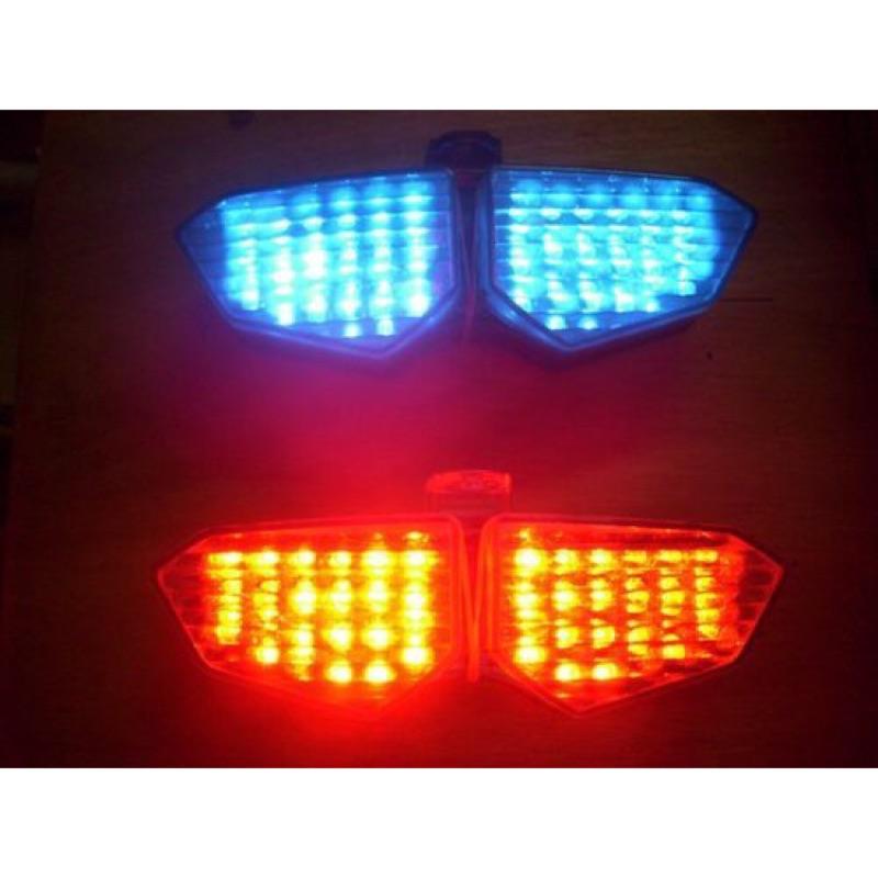 家呈機車 BWS R6 尾燈加方向燈組 一組1000