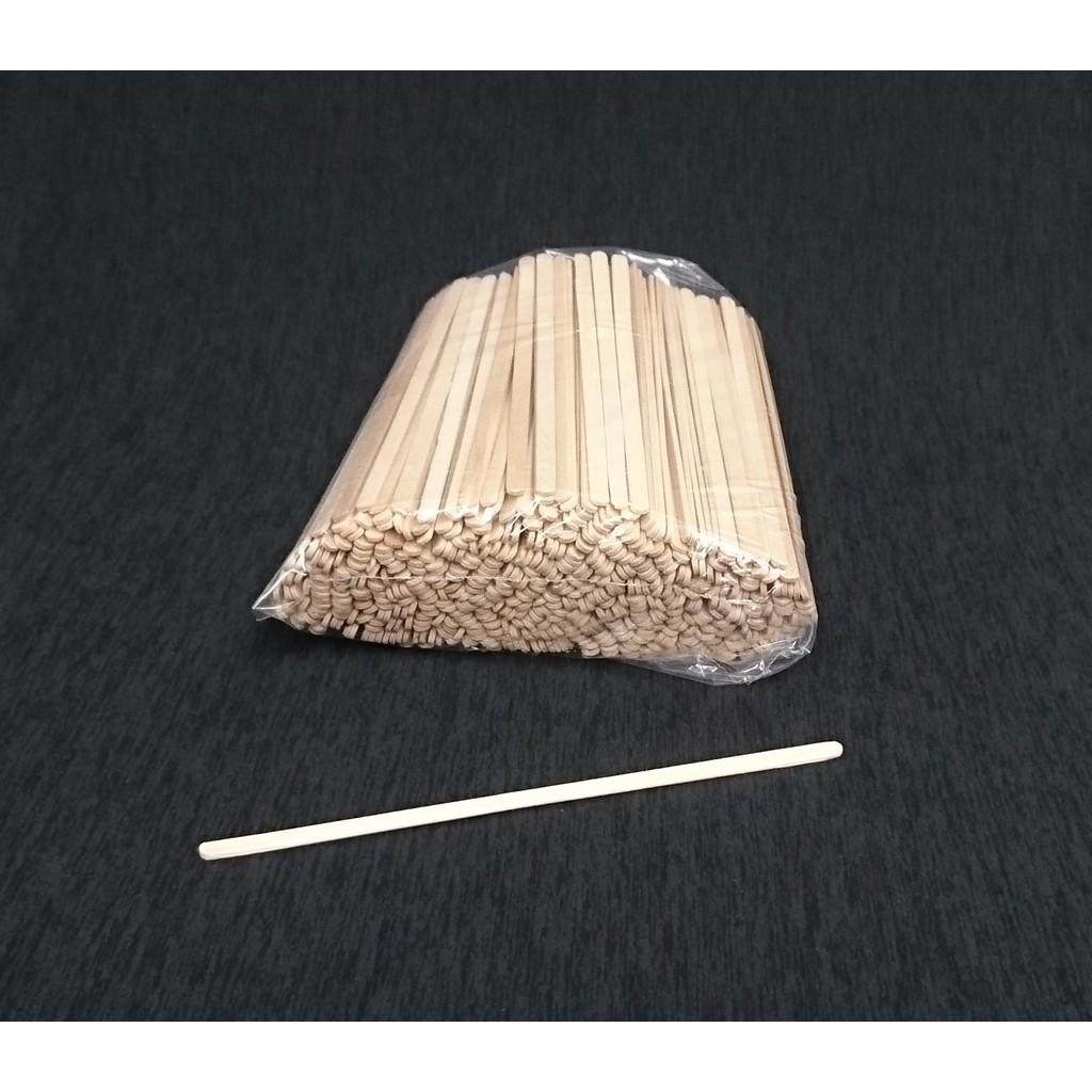~17 8cm 木片咖啡棒~500 支包咖啡攪拌棒咖啡調棒塑膠棒小木棒小木棍攪拌匙冰棒棍直