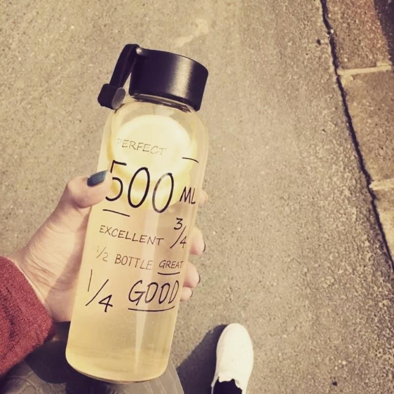 NG 款 韓國my bottle 玻璃杯手提蓋便攜隨手杯