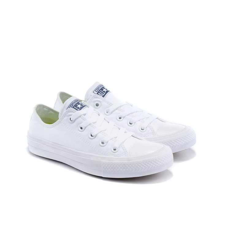 Converse Chuck Taylor All Star Ⅱ 款 低筒帆布鞋休閒鞋情侶