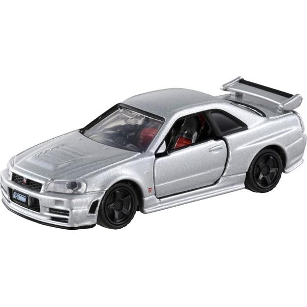 ~~TOMICA ~多美小汽車PREMIUM 系列01 NISMO R34 GT R Z