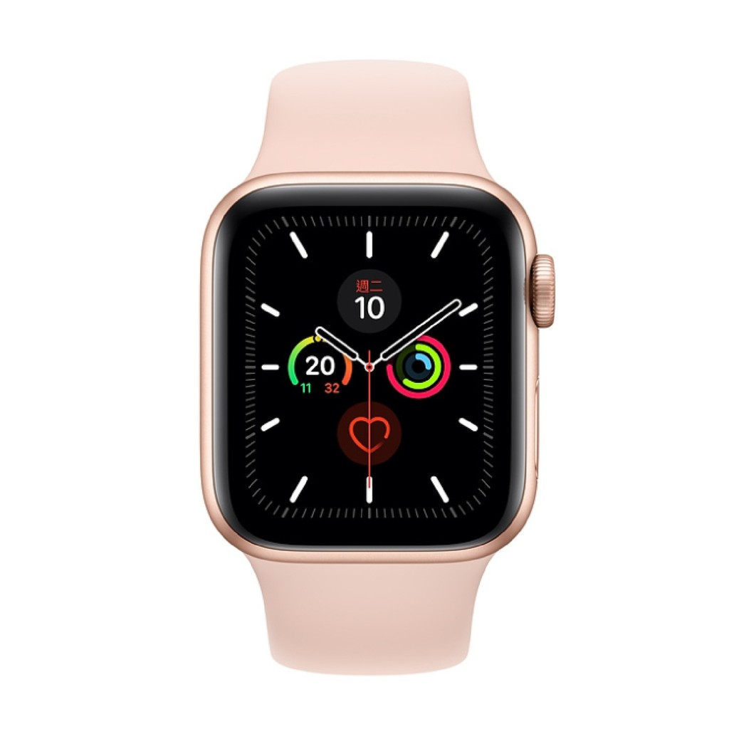【Apple】Apple Watch Series 5 40mm GPS版