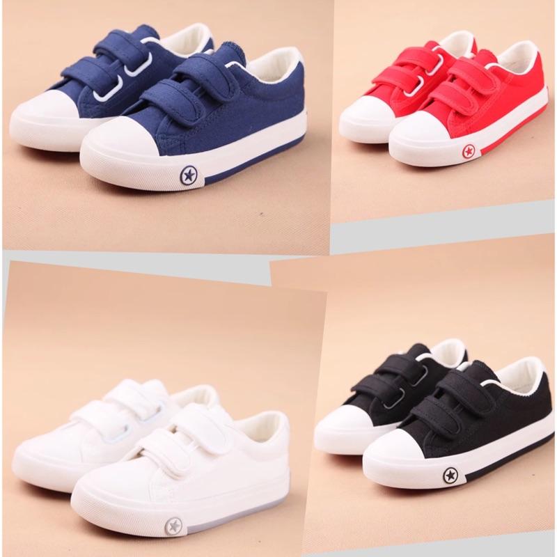 童鞋兒童帆布鞋~男童女童休閒鞋男寶寶女寶寶休閒鞋( ) 請詳閱尺寸表並註明顏色, 無法退換