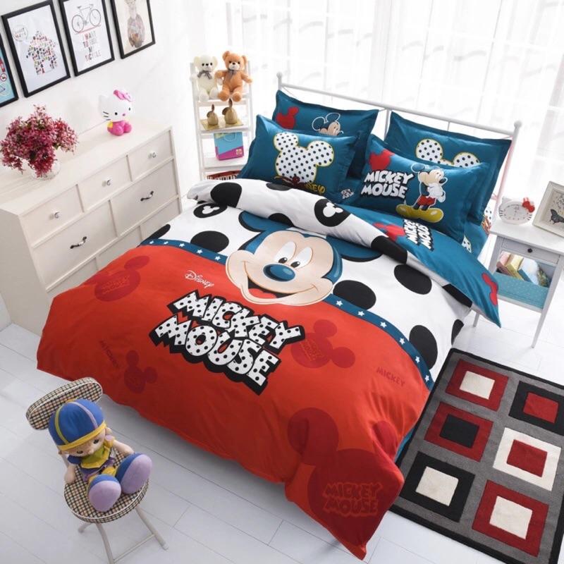 卡通版床包四件套2