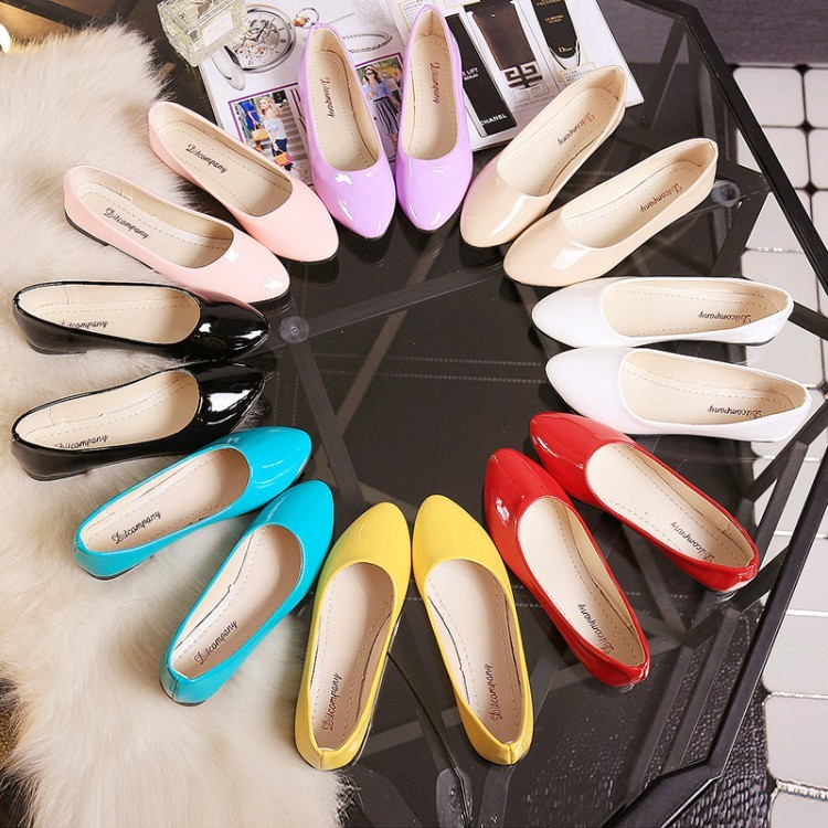 豆豆鞋女 平底單鞋淺口平跟休閒鞋防滑護士鞋大碼女鞋松糕鞋帆布鞋網球鞋內增高鞋旅遊鞋跑步鞋小