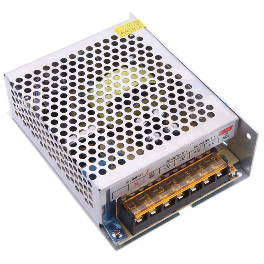 AC 110V 220V 至DC 12V 10A 120W 電壓互感器開關電源