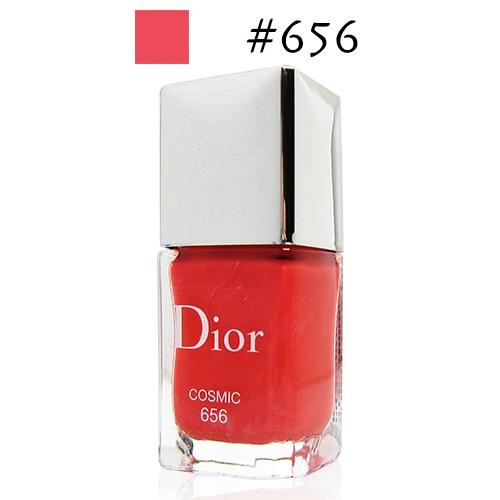 Dior 迪奧指甲油656 極光珊瑚橘TESTER 無盒版