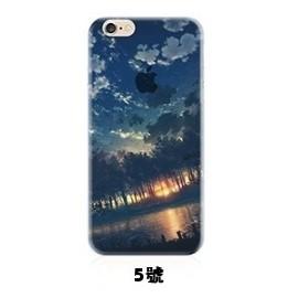 ~送i 線套~✨ 透明風景手機殼iphone6 i6 i6s i6s plus i6 pl