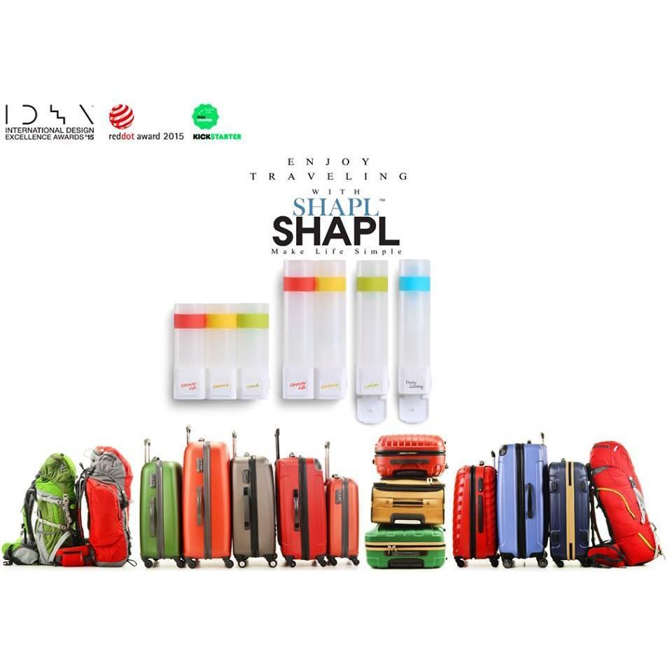 SHAPL 旅行用分裝瓶