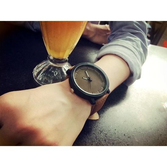 正品 手錶女韓國潮流學生 男士情侶對錶女士皮帶中學生女錶