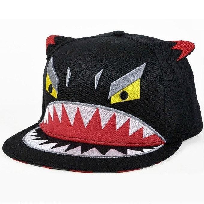 韓國明星款running man 宋智孝同款2am 趙權2pm 俊昊同款鯊魚帽嘻哈帽街舞帽