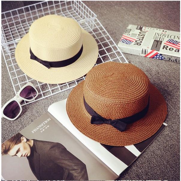 ✨ 小禮帽三色太陽帽沙灘帽漁夫帽草帽防曬可折疊棒球帽夏天出遊