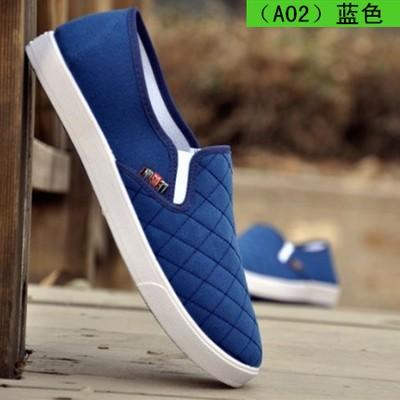 透氣帆布鞋男士休閒鞋老北京布鞋男鞋板鞋 休閒鞋子松糕鞋帆布鞋網球鞋內增高鞋旅遊鞋跑步鞋小白