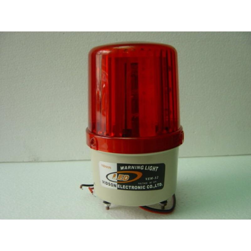 小型LED 警示燈12V 24v 、110V 220V