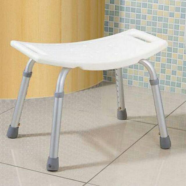 鋁合金洗澡椅高度可調