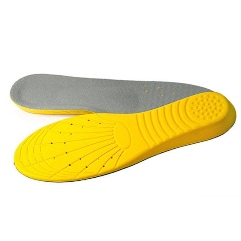 超軟加厚PU 氣墊柔軟舒適除臭緩衝透氣籃球網球跑步男鞋女鞋 球鞋 鞋記憶減壓鞋墊
