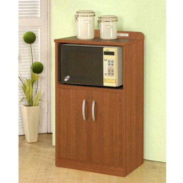 優居家奇普雙門廚房櫃,目前剩白橡配白顏色