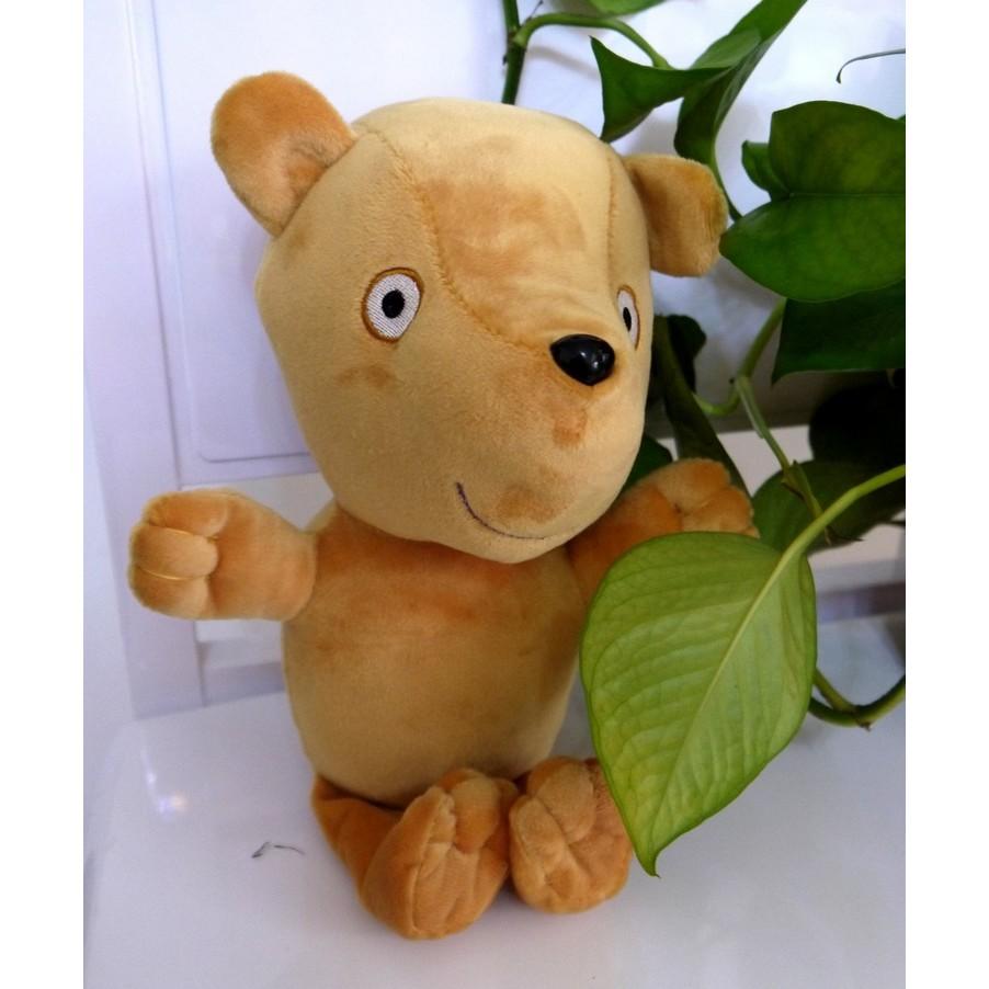 粉紅豬小妹佩佩最愛的小熊17 公分110 元22 公分130 元佩佩豬喬治Peppa Pi