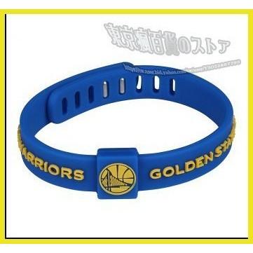 NBA 正品可調節腕帶大小金州勇士隊立體凸字型 矽膠止汗帶手環腕帶CURRY 籃球鞋絕配