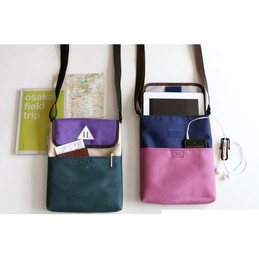 多 可背蘋果ipad 平板電腦包包中包旅行整理包數碼收納包