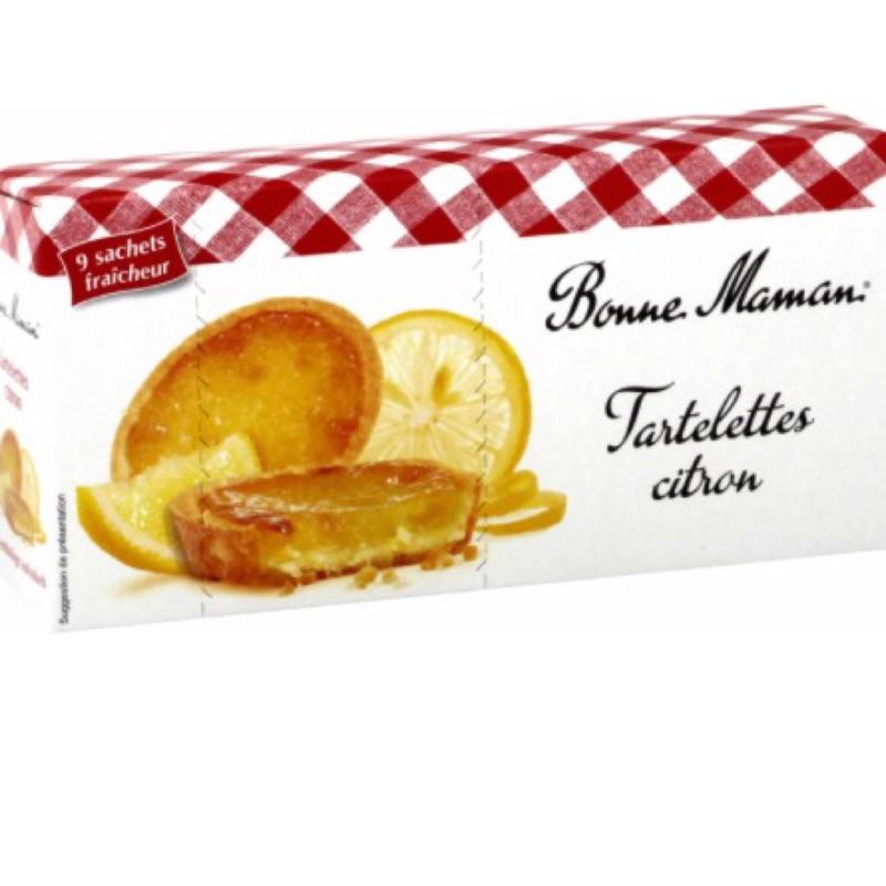 法國 Bonne Maman 檸檬塔