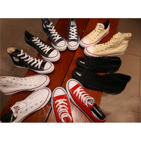 新標匡威帆布鞋all star converse 男女鞋學生鞋高筒低筒
