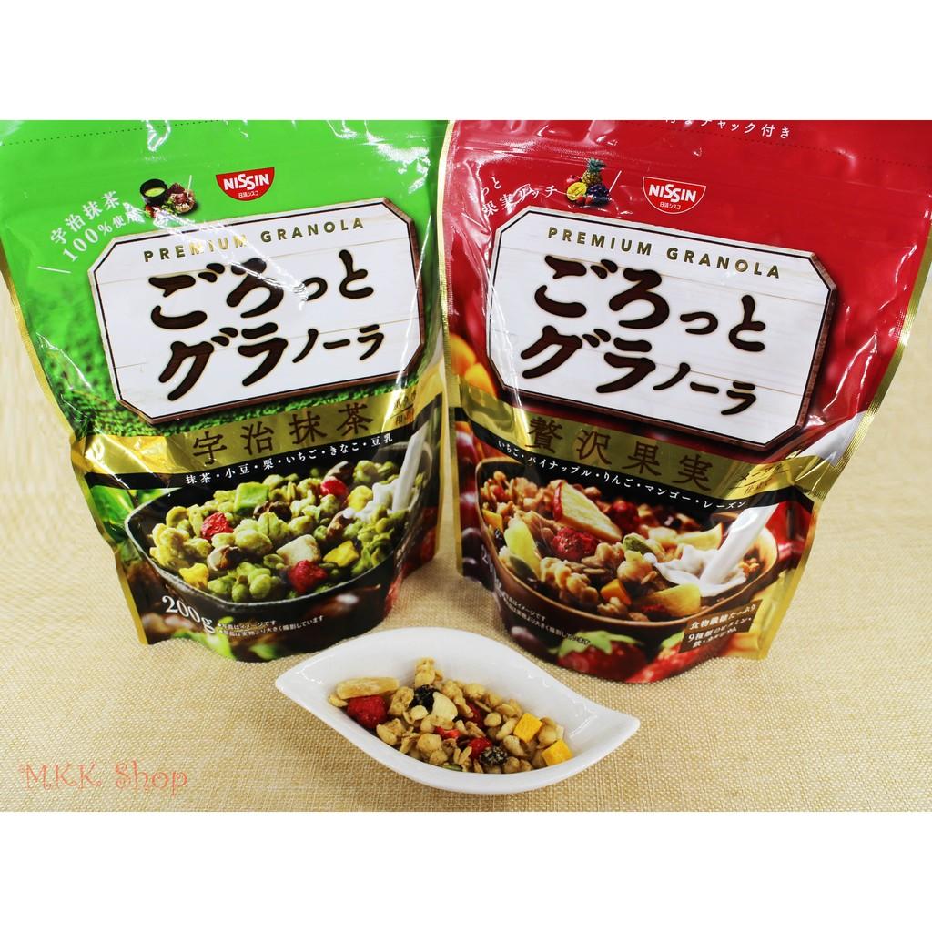 ~ ~ 日清抹茶綜合水果麥片200g 500g 超好吃的‼️