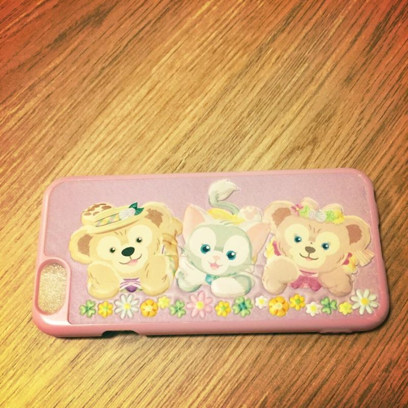 迪士尼達菲好朋友手機殼iPhone 6