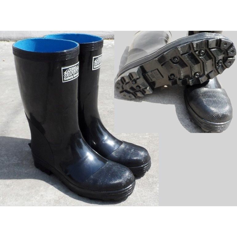 廠商直銷長筒鋼頭防砸雨鞋長筒工作安全雨鞋防滑雨鞋釣魚雨鞋 雨靴安全鞋40 46 碼