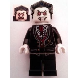 LEGO 樂高9464 Lord V yre 吸血鬼夜光人頭