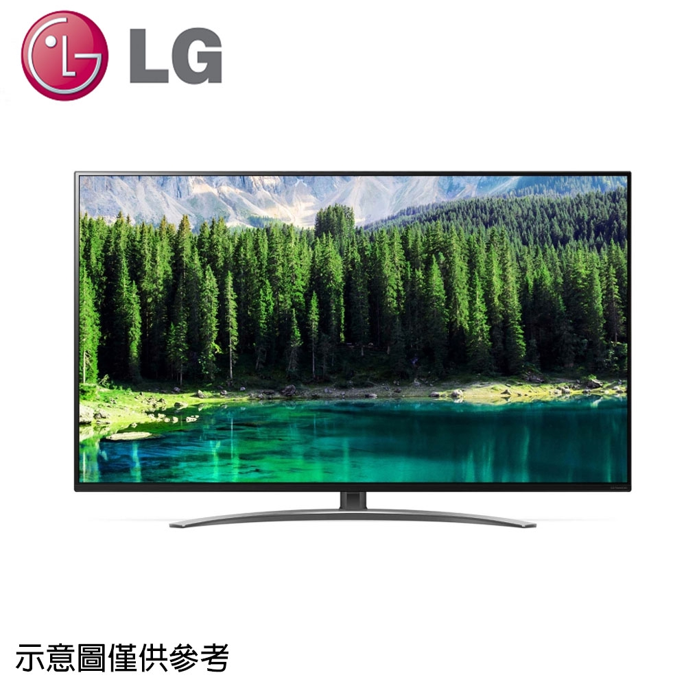 【LG樂金】55吋 一奈米4K物聯網電視 55SM8600PWA