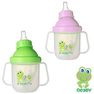 DOOBY 大眼蛙綜合多 練習杯280cc 新生兒以上 D 4161