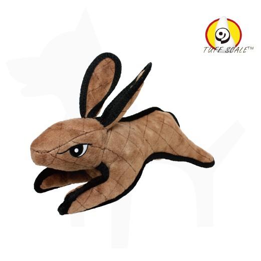 ~美國TUFFY ~耐咬動物庭院系列可可兔咖啡色小〈可超取〉goodcat32