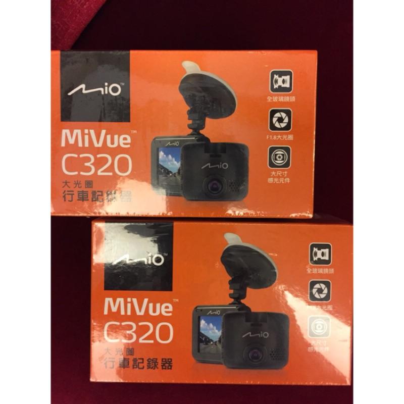Mio MiVue C320 C330 GPS 測速1080P 大光圈C335 另618