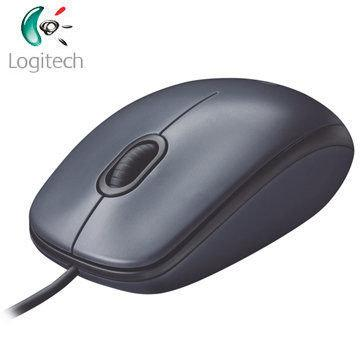 羅技Logitech M90 光學滑鼠USB 介面