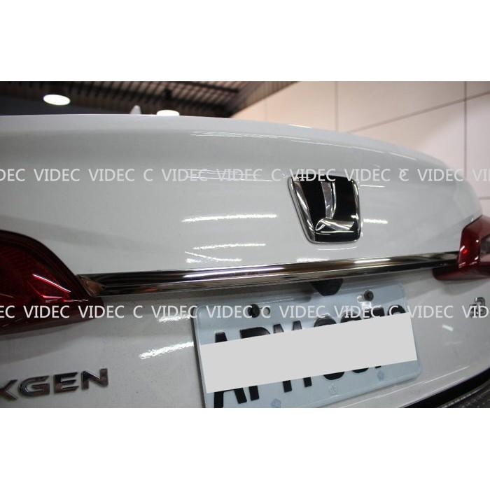 威德汽車 納智捷LUXGEN S3 尾門飾條上尾門飾條上飾條後箱飾條
