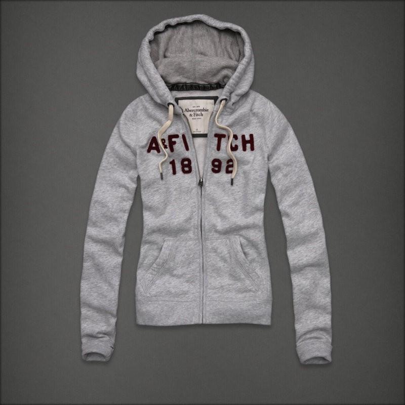 2016 AF 女款外套abercrombie fitch 連帽外套尺寸S L