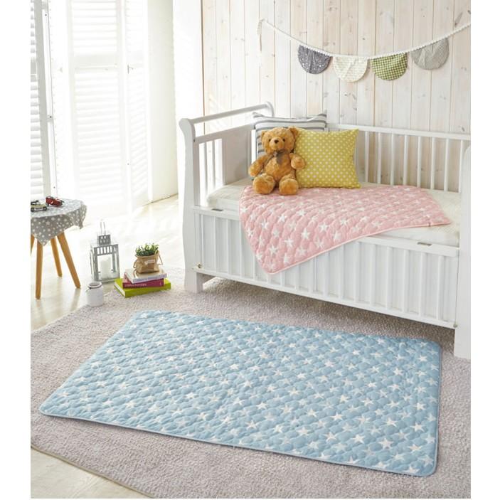 嬰幼童床墊純綿防水尿布墊遊戲地墊保潔墊Shiny 韓國 韓國製