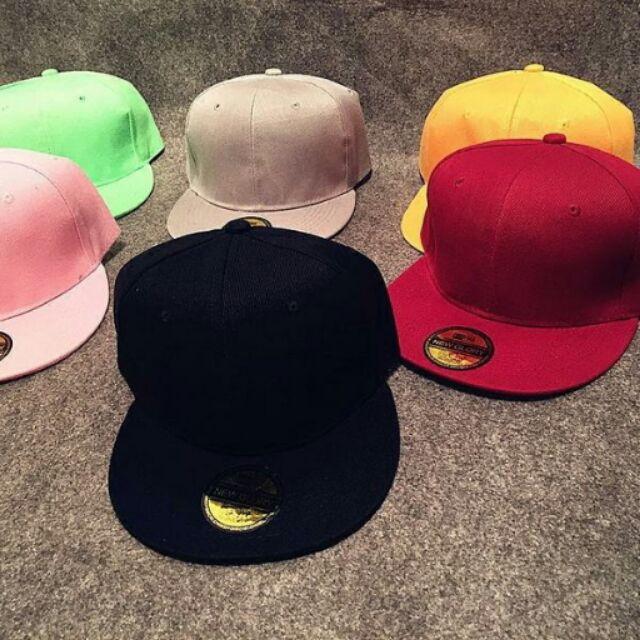 T C B 2016 多款顏色棒球帽純色嘻哈帽男女春夏糖果色防曬帽